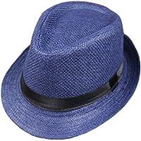 Westeng Sombrero,Sombrero de Paja,Sombrero de Papiro Que Se