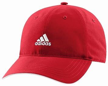 adidas - Gorra para mujer, talla única, color claro rojo/blanco: Amazon.es: Deportes y aire libre