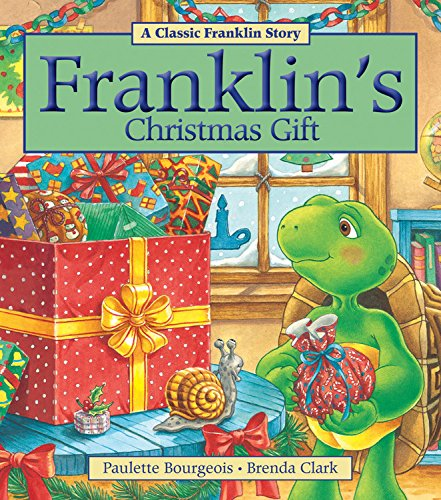Franklins Christmas Gift Paulette Bourgeois product image