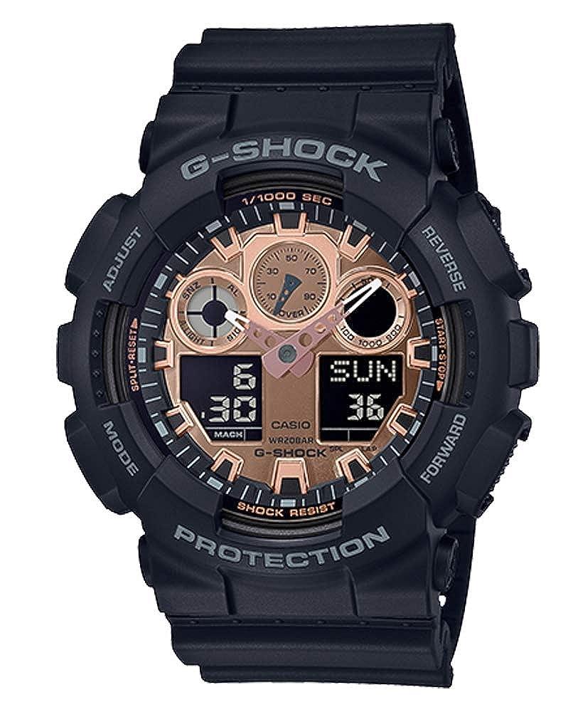 G-Shock Men's GA100MMC-1A