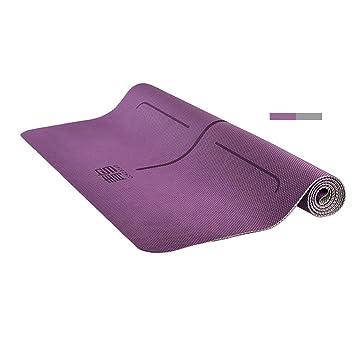 lmzyan 2mmTPE Yoga Mat 183 * 68CM Alongamiento Non-Slip ...