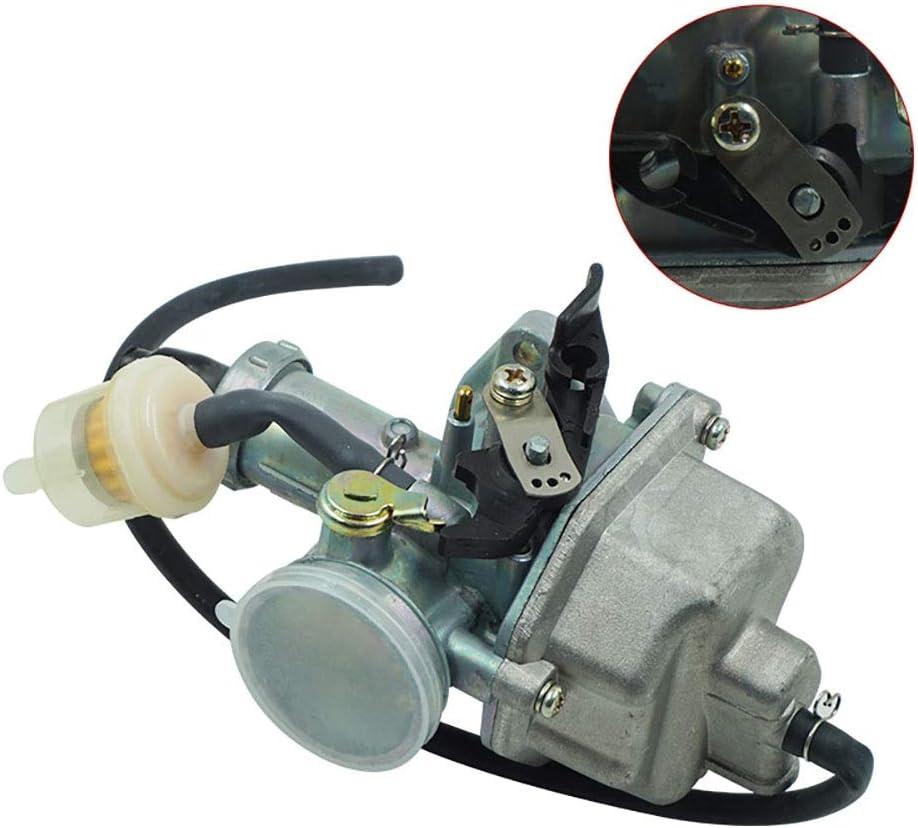 WANGZHI Nuevo carburador de la Motocicleta Keihin PZ26 carburador victimizado por CG125 Pit Grunge Bike ATV Quad 4 Wheeler Engine Moto Modelo