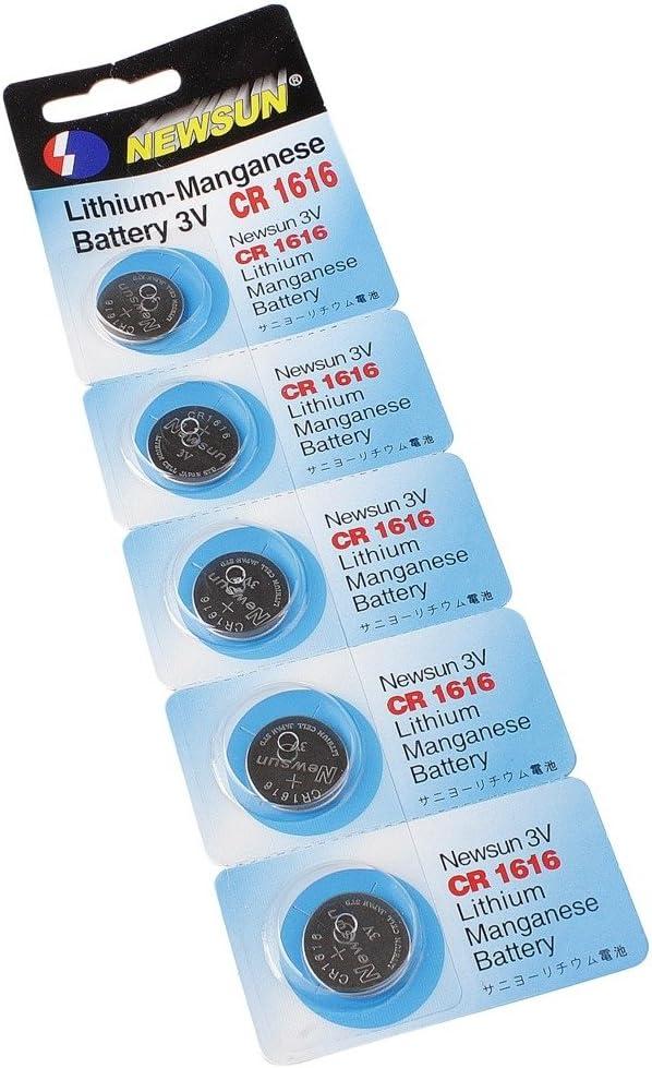 New Sun Cr1616 Lithium Batterie Knopfzelle 3v Ersetzt Elektronik