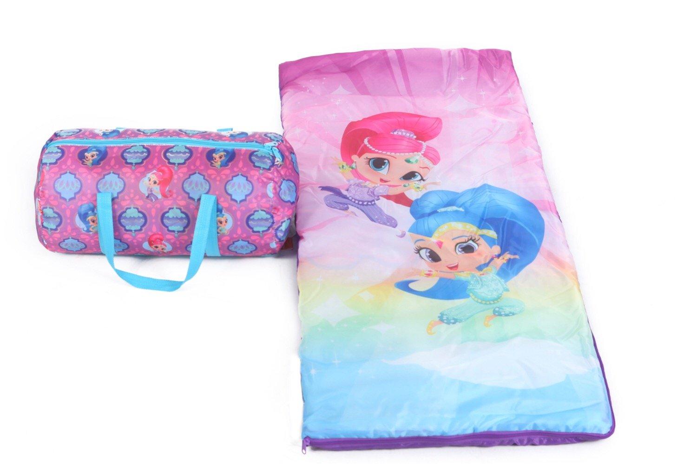 輝きとNickelodeon Sleepingバッグand Duffle Bag Slumber Set B075GYLCMS