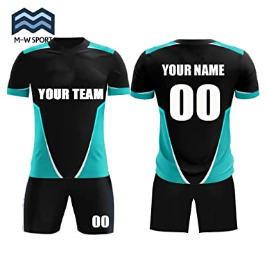 e10d35b7d M-W Sports Custom Soccer Jerseys Breathable Quick Dry Men Training Uniforms  Soccer Player and Goalkeeper Design