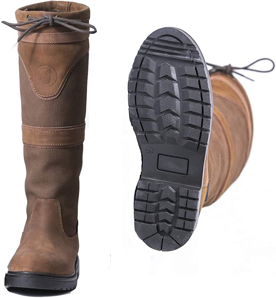 JHR The Amazon Waterproof Country Boots