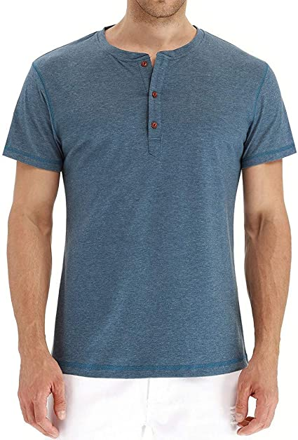 Camiseta para Hombre, Verano Manga Corta Blusa Moda Diario Casual T-Shirt Blusas Camisas Camisetas Cuello Redondo Suave básica Diario riou: Amazon.es: Ropa y accesorios