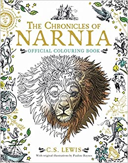 The Chronicles of Narnia Colouring Book (The Chronicles of Narnia)