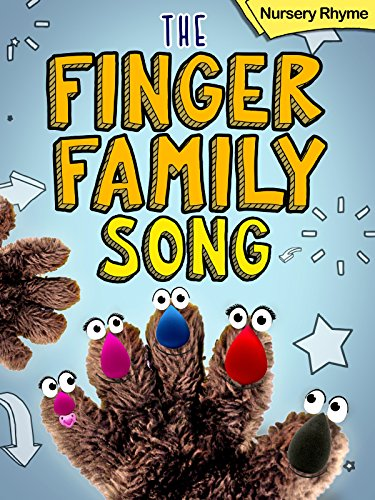 The Finger Family Song Nursery Rhyme