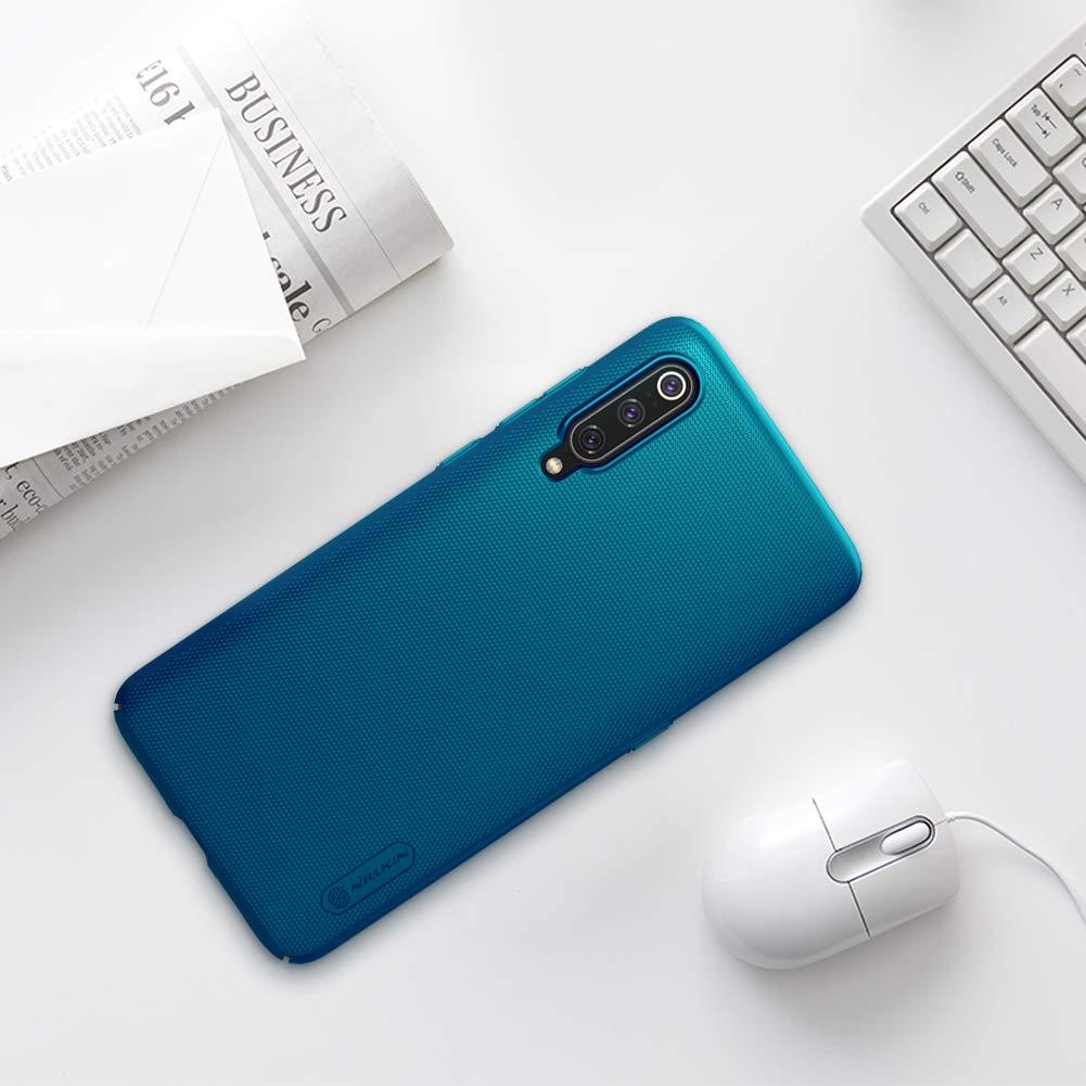 Amazon.com: Xiaomi Mi 9 Case,Xiaomi Mi 9 Back Cover,Nillkin ...