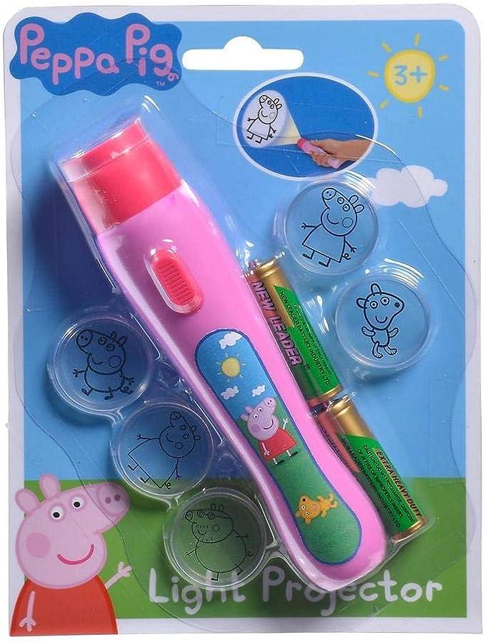 Simba 109262386 Peppa Pig Light - Proyector: Amazon.es: Juguetes y ...