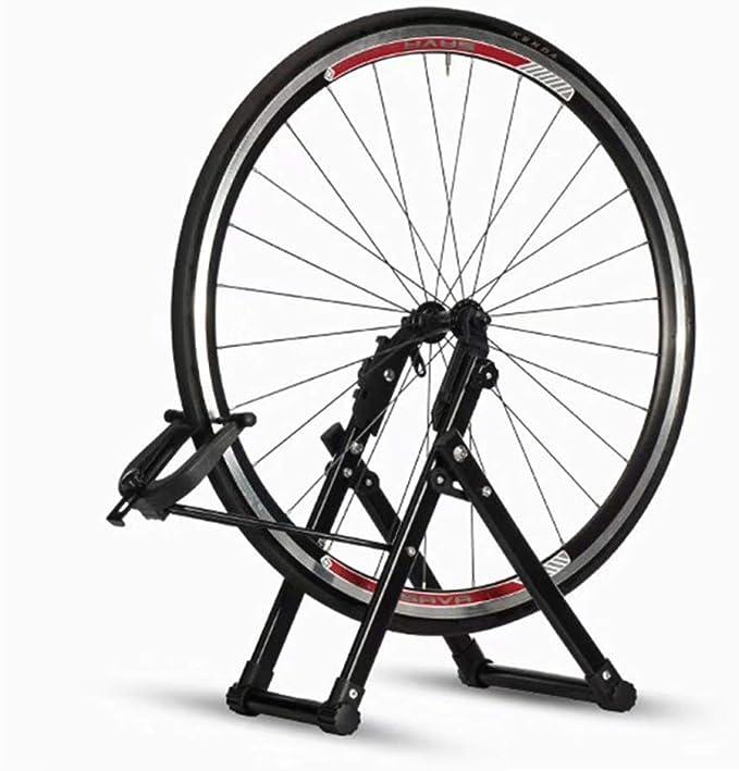 Soporte para ruedas Rueda de bicicleta Soporte para bicicletas Mantenimiento mecánico para bicicletas Tenedor para bicicletas: Amazon.es: Bricolaje y herramientas
