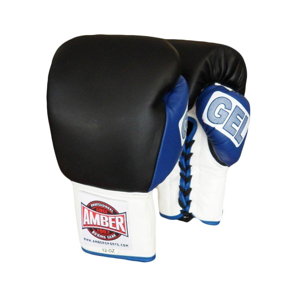 ジェルLaceupボクシング/MMAトレーニンググローブ