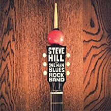 One Man Blues Rock Band