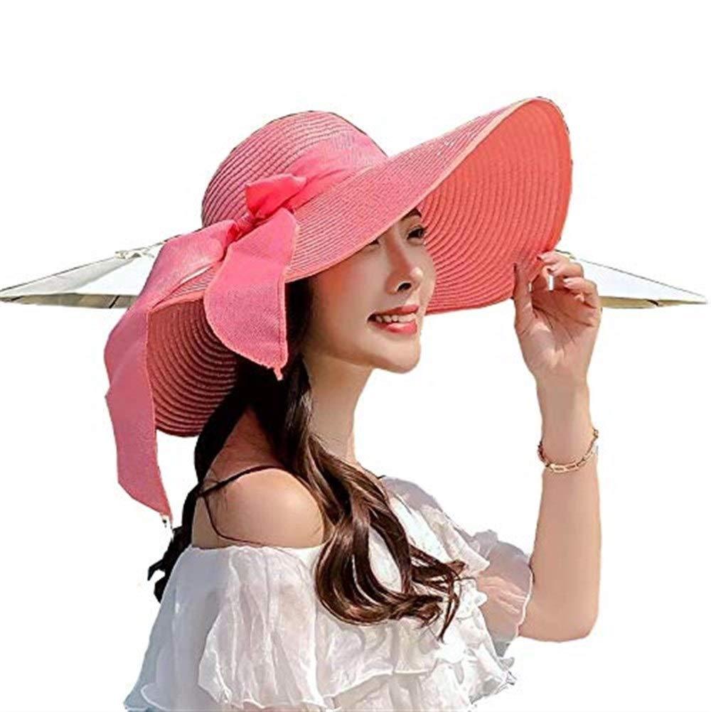 RMJAI Sombrero para el Sol Sombrero de Paja Sombrero de Paja al ...