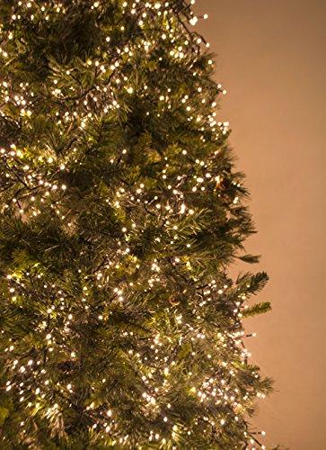 Led Commercial Grade Christmas Cluster Lights Plug In