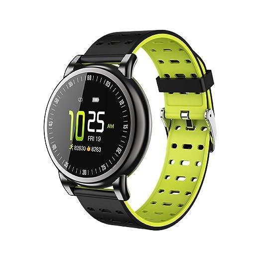 CHshe®-??-Reloj de Fitness, Impermeable Ip68 Smartwatch ...