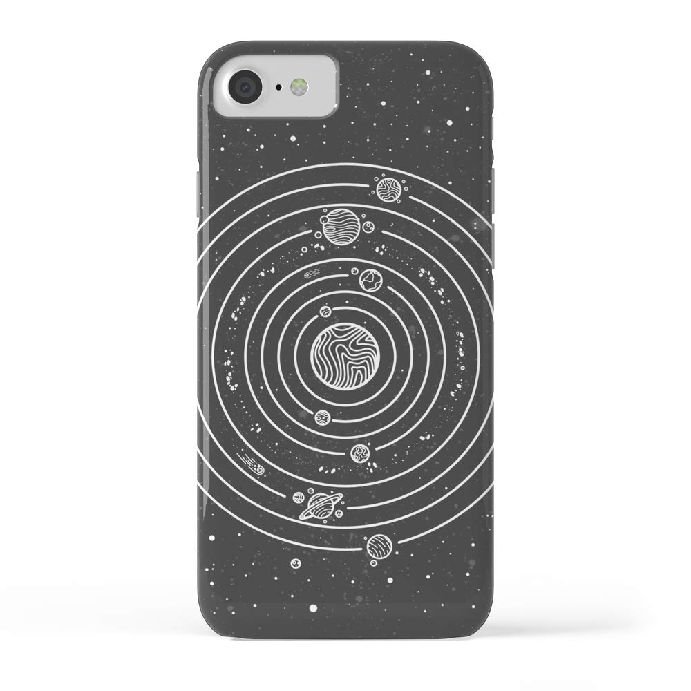 Society6 iPhone 7 Cases, Featuring Solar System by neolrond3