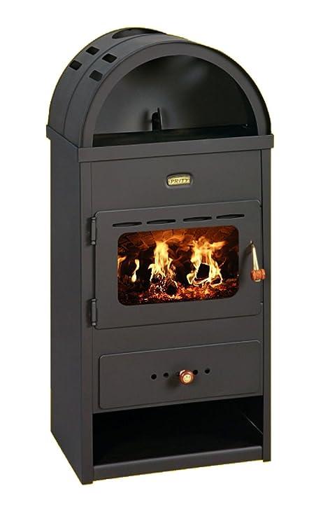 Estufa de leña Multi combustible chimenea Log quemador de la madera para Prity K1 K
