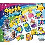 Colorbok Makit and Bakit Suncatcher Set (12 Pack), Doorbuster