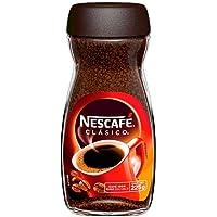 Nescafe Clasico Cafe Sol 225 Gr, Café, 225 gramos
