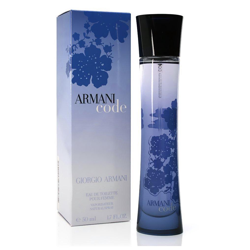 cost charm huge inventory unique design Amazon.com : Giorgio Armani Code Femme Eau De Toilette Spray ...