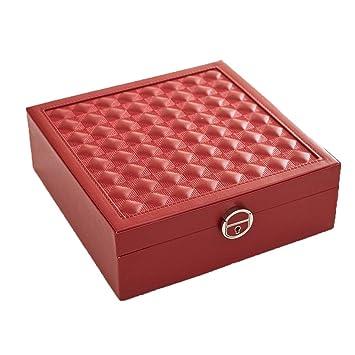 Cajas para Joyas Caja Joyero Caja para Anillos con Estuche ...