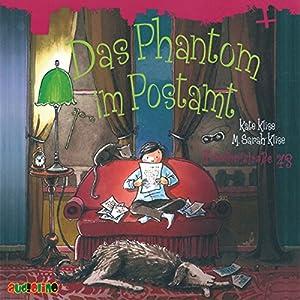 Das Phantom im Postamt (Friedhofstraße 43, 4) Hörspiel