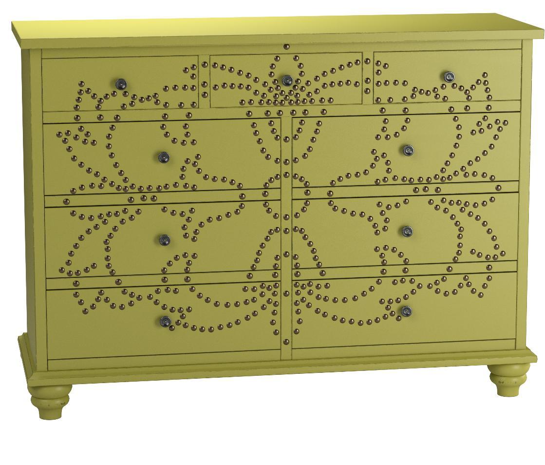 Stein World Furniture Ian Accent Chest Light Green Furniture Decor