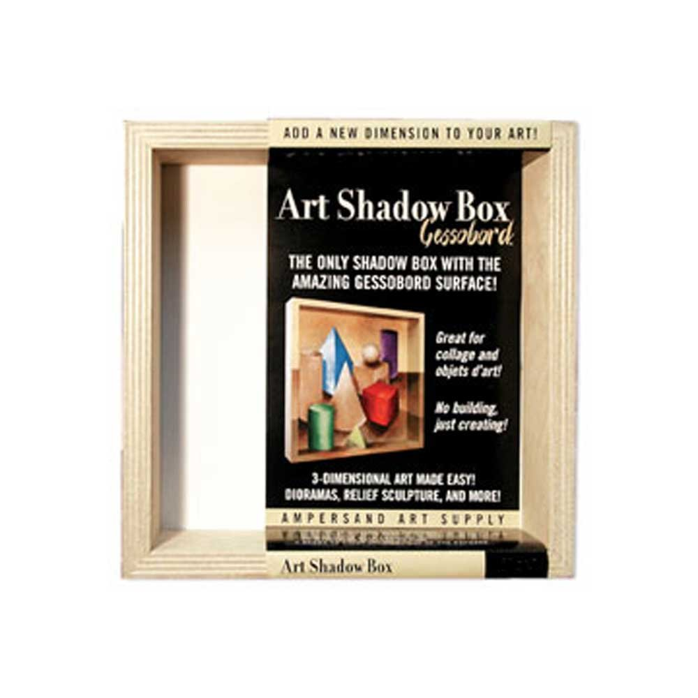Ampersand Art Shadow Box 8X8 by Ampersand B0054DIGXG | Lebendige Form