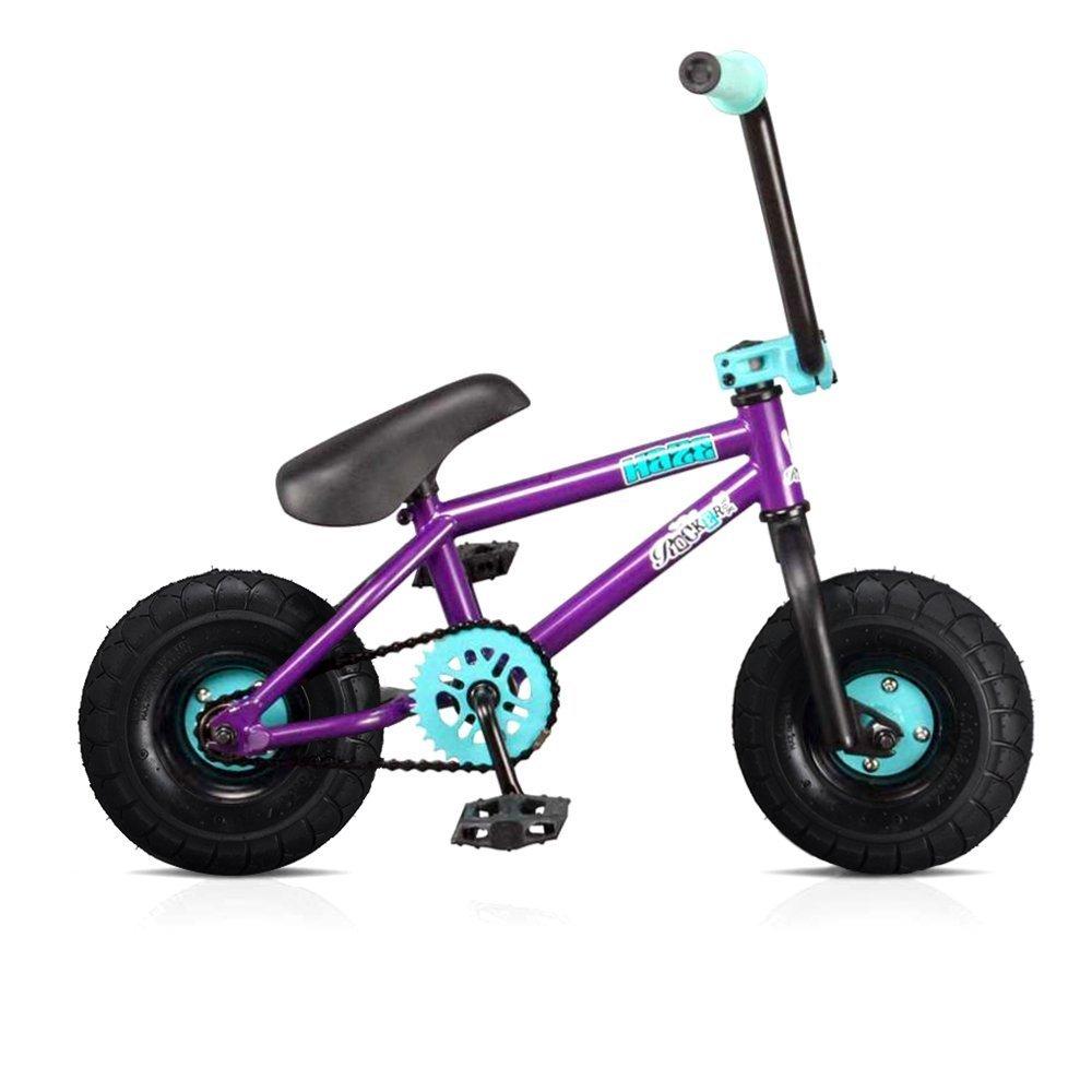 Rocker mini BMX(ロッカーミニビーエムエックス) IROCK 競技用 自転車 ストリート mini BMX ir-003 HAZE 10インチ B014PDKZRA
