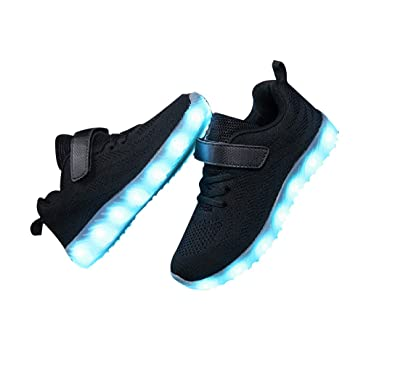 c62b2b6394f LJ Sport LED Shoes Unisex Luminous Shoes Trainers Casual Sneaker Couples  Shoes USB Charging (32