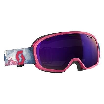 c2fd0d44c5 Amazon.com   Scott BUZZ PRO Snow Goggle (BERRY PINK Frame