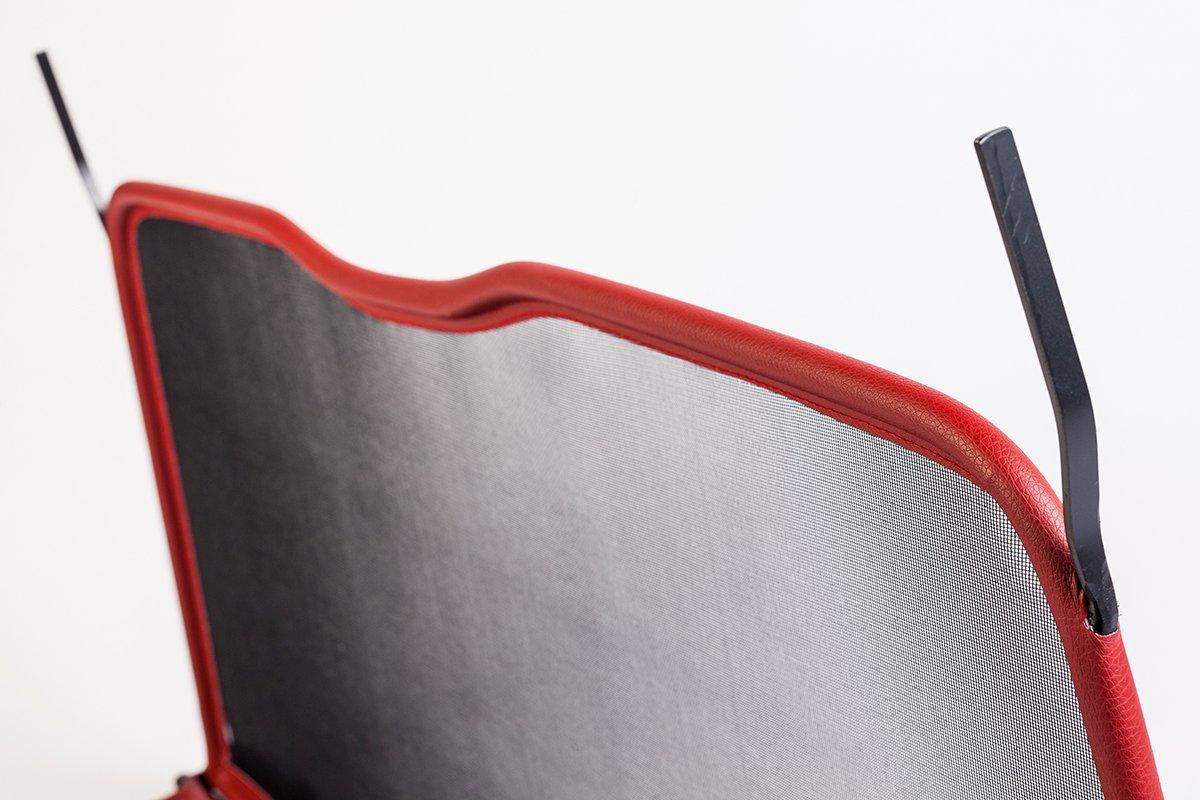avec fermeture rapide Noir Filet Anti-Remous Coupe - Pliable Déflecteur dair à partir du 2015 GermanTuningParts Déflecteur de vent pour Chevrolet Camaro 6