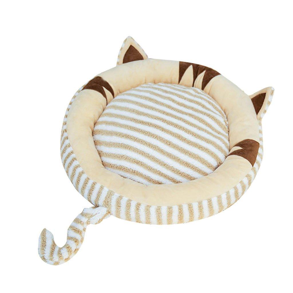 JINGB Pet Mat Small Pet Sleeping Pad Puppies Blanket Cat Dog Nest Washable Pet Supplies Pet Bed Dog Mat