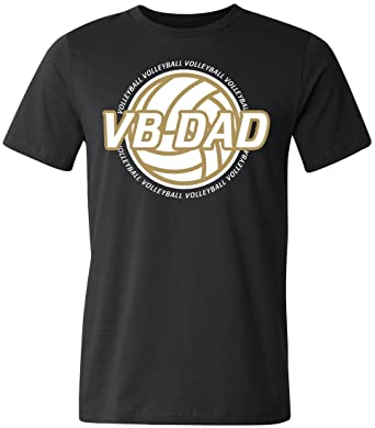 dbf11505 Amazon.com: Volleyball Dad T-Shirt: Clothing