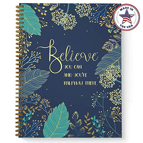 Softcover Believe You Can 8.5