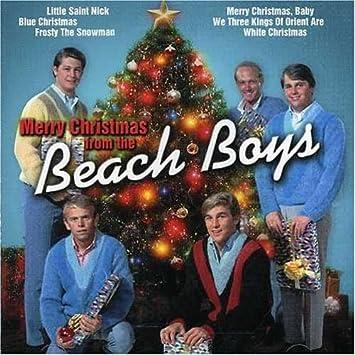 Beach Boys Christmas.Merry Christmas From The Beach Boys