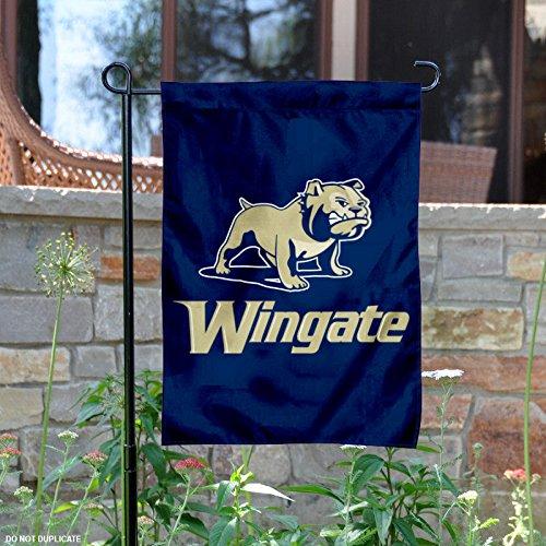 Wingate Bulldogs Garden Flag (Wingate Bulldogs compare prices)