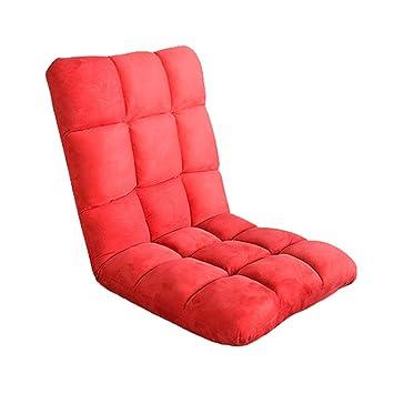 GCC LRSF Lazy Sofa - Cama Individual Plegable, Respaldo ...