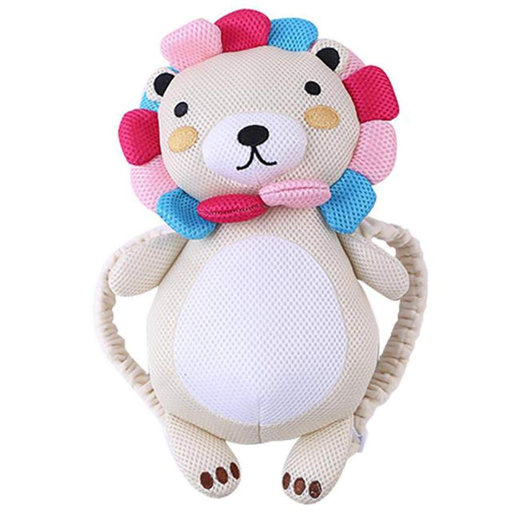 Weardear Baby Head Protection Pillow Cute Animal Toddler Headrest Pad Neck Protector Edge & Corner Guards