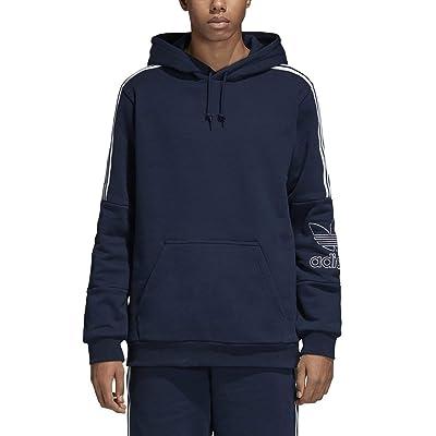 adidas Men's Originals Outline Hoodie at Amazon Men's Clothing store