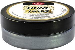 Viva Decor Inka Gold Paint, 62.5gm, Ice Blue