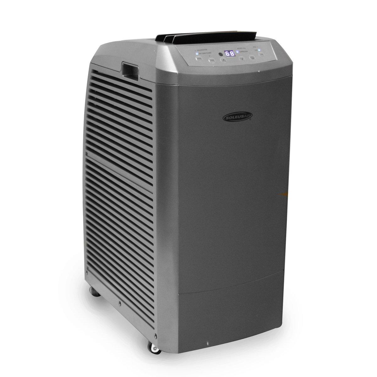 Soleus Air #BPA11, 11,000 BTU Portable Air Conditioner ...