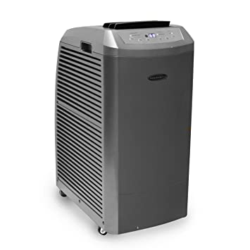 soleus air bpa11 btu portable air conditioner graphite color