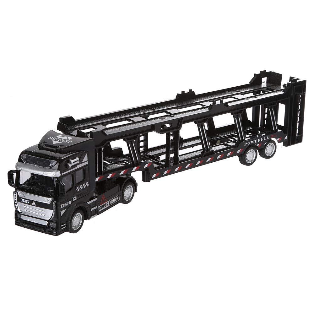 1:48 Kinder zurückziehen Legierung super LKW Fahrzeug Simulation Modell Auto Spielzeug Hobby Cooles Spielzeug Kinder kreative Geschenk Dekoration cool