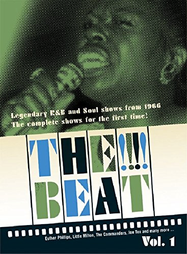 The !!!! Beat: Legendary R&B and Soul Shows From 1966, Vol. 1 (Shows (Etta Collection)
