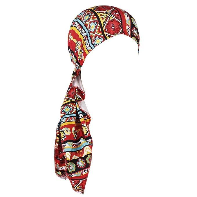 Amazon.com: LENXH - Gorra de estilo indio con diseño de ...