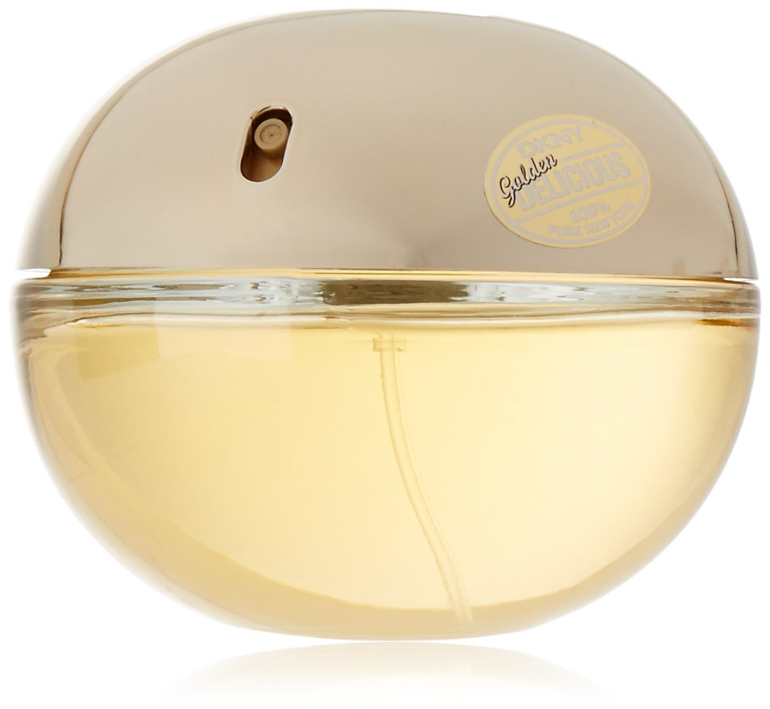 Donna Karan Golden Delicious for Women, Eau De Parfum Spray, 3.4 Ounce