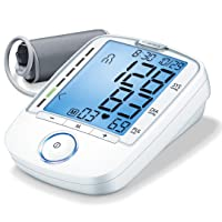 innoHaus ABM47 Upper Arm Easy to Use, Fully Automatic, Blood Pressure Monitor, White (00853879007829)